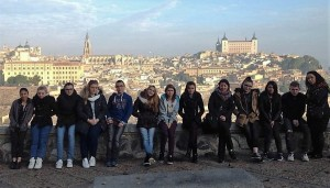 Homestay services : school trip in Toledo