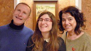 Séjours à Madrid: famille d´accueil avec une étudiante étrangère