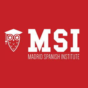 Spanish classes : Madrid Spanish Institute logo