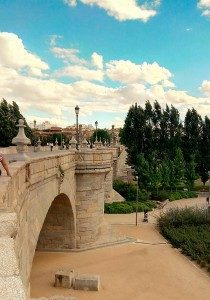 Madrid Quiz: Toledo Bridge