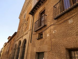 Madrid Quiz: Convent of the Sisters Trinitarias