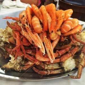 Tapas and Restaurants in Madrid: Seafood