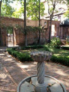 Madrid Quiz: Jardines del Príncipe de Anglona