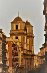 Madrid Quiz: towers of the San isidro church