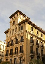 Madrid Quiz: Ricardo Angustias Palace