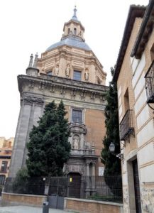 Madrid Quiz: San Andrés Church, in La Latina district