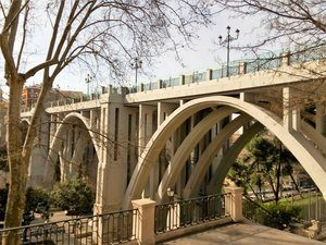 Madrid Quiz: Segovia Viaduct