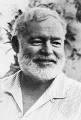 Madrid en Lettres: portrait de Ernest Hemingway
