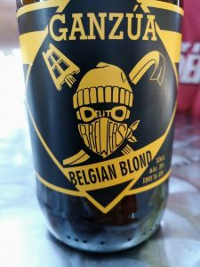 Madrid AOC: étiquette de la bière La Delito