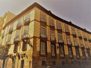 Nuestro juego Madrid Quiz: Casa Palacio de Domingo Trespalacios