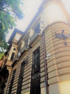 Nuestro juego Madrid Quiz: casa de Ana de Mendoza y La Cerda