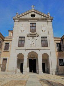 Nuestro juego Madrid Quiz: Real Monasterio de la Encarnación