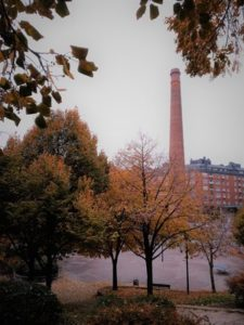 Nuestro juego Madrid Quiz: Parque de la Chimenea, Puerta de Toledo