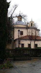 Madrid Quiz: Ermita de San Antonio de la Florida