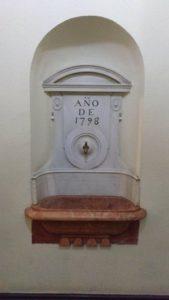 Madrid Quiz: Fuente mágica de la Ermita de San Antonio de la Florida