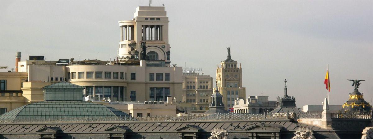 Su estancia en una familia de acogida en Madrid