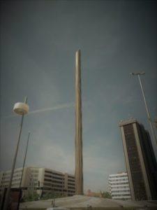 Colonne Calatrava Place de Castille